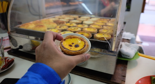 Portuguese Egg Tarts, and Where to Find Them (in Macau)