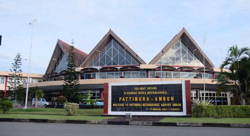 Tentang Menghabiskan Waktu di Bandara Pattimura Ambon