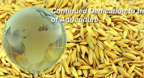 Worldwide Agricultural Growth