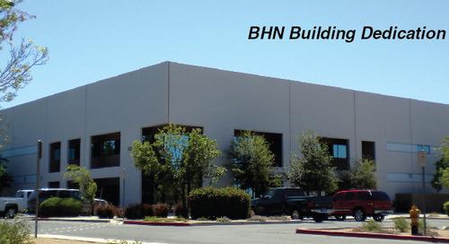 BHN Gilbert Building Dedication & Reception