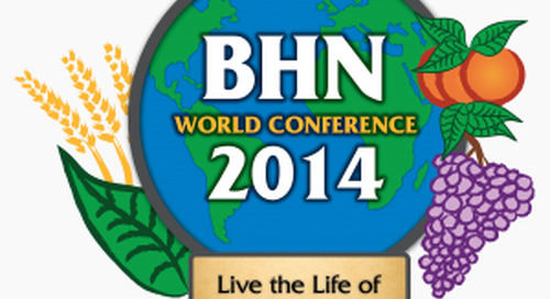 2014 BHN World Conference