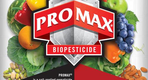 Promax® Ad in Progressive Crop Consultant