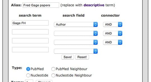 Using PubCrawler:  How to Speed Up Your Literature Searches by Crawling