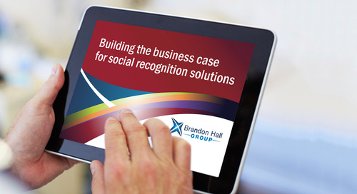3 keys to social recognition for HR professionals