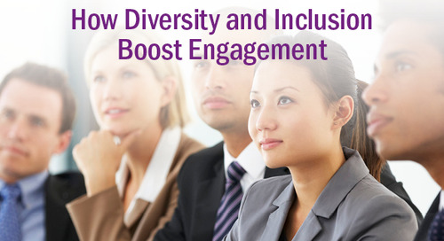 The Importance of Diversity and Inclusion On Employee Engagement