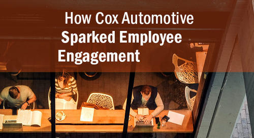Lighting the Spark of Employee Engagement: Inside Cox Automotive's Spark Week Celebration
