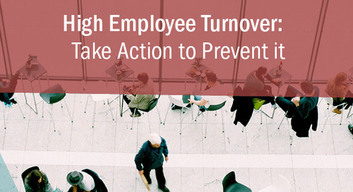 How to Protect Your Company from High Employee Turnover