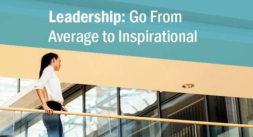 5 Keys: How to Become an Inspirational Leader