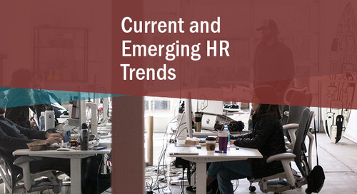 Top HR Trends for 2016 with an Eye to the Future