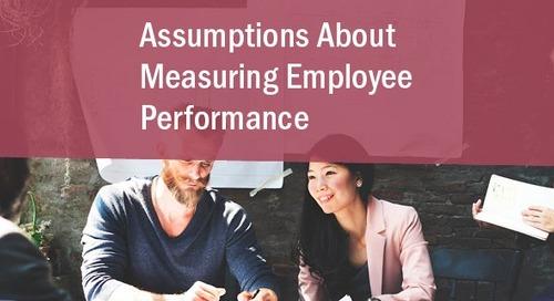 5 Performance Measurement Myths