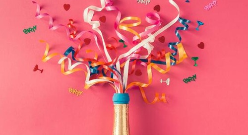 Life is a Party: Celebrate at Work!