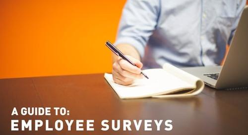 Survey Says?! Use Employee Surveys!