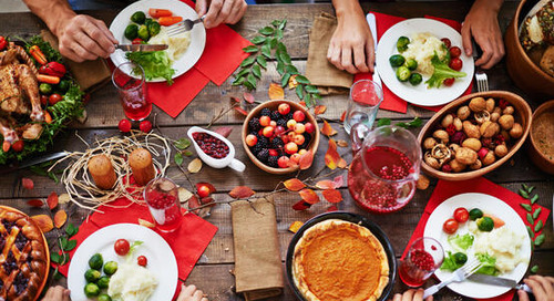 Last minute Thanksgiving recipes to make you look like the hostess with the mostess!