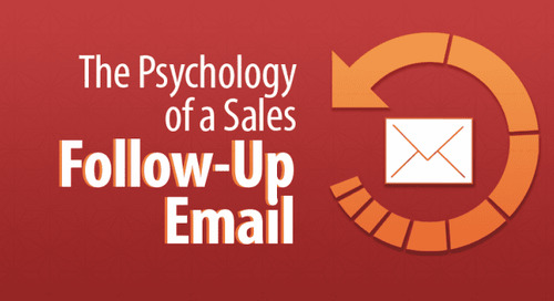 Sales and the Art and Science of the Follow-Up Email