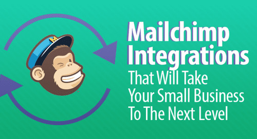 5 MailChimp Integrations That Will Take Your SMB to the Next Level
