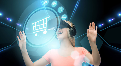 New Shopping Innovations Bring Traditional Cards and VR Together