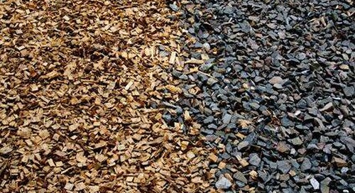 Landscaping Pros and Cons of Rocks Vs. Mulch