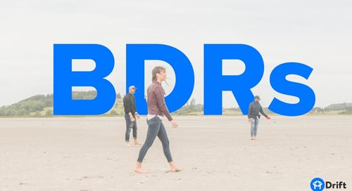 5 Reasons Why the BDR Role Is in Jeopardy