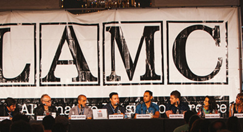 Latin Alternative Music Conference 2014 – Alex's Recap