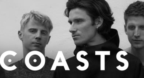 Featured Artist: Coasts + Dive In