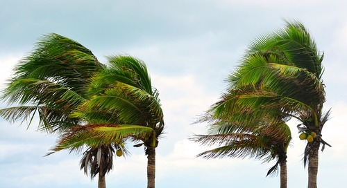 Powering the Data Center Through Hurricanes and Tornadoes