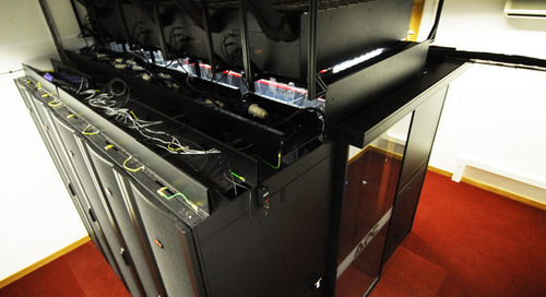 Dispelling 3 Misconceptions about Row-based Data Center Cooling