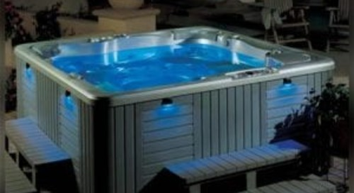 Hot Tubs, Desktops and Prefab Beer