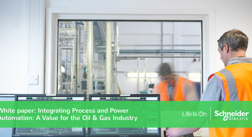 Methods that Facilitate Oil & Gas Power & Process Management Systems Convergence