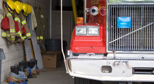 Duke Energy Case Study: Fire Stations, Microgrids and Meters