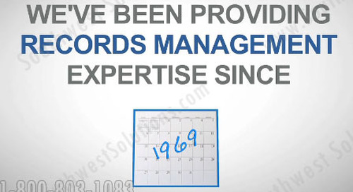 Promote Records and Information Management Month with Our IMS Division