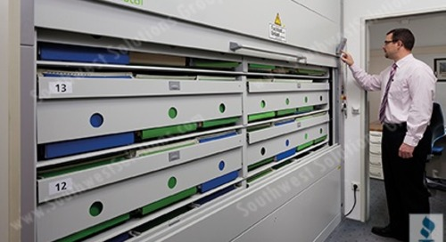 Kardex Automated Storage Systems Available on TXMAS Contract