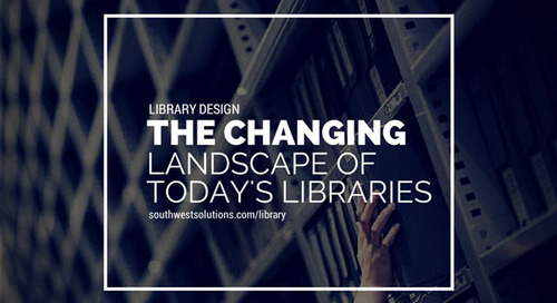 Library Design: The Changing Landscape of Today's Libraries