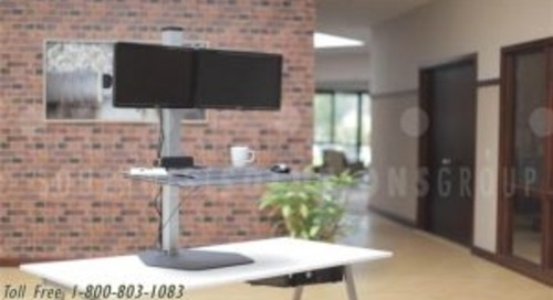 Preventing Sitting Disease & Promoting Workplace Wellness