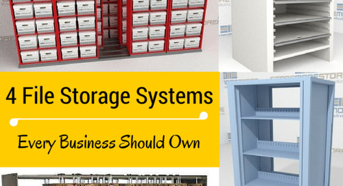 4 File Storage Systems Every Business Should Own