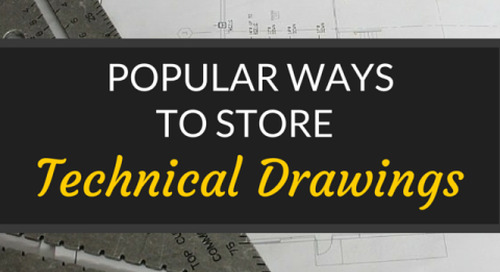 3 Most Popular Ways to Store Technical Drawings