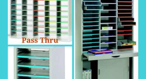 3 Types of Mail Sorters for Organizing Mail in Your Office