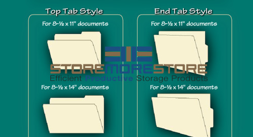 Quick Guide for Designing Customized File Folders