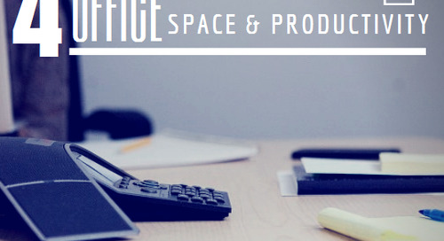 4 Office Tweaks that Increase Space & Productivity