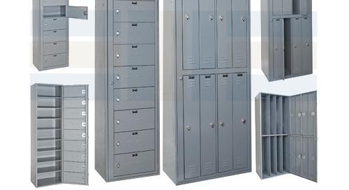 Uniform Exchange & Garment Dispensing Lockers