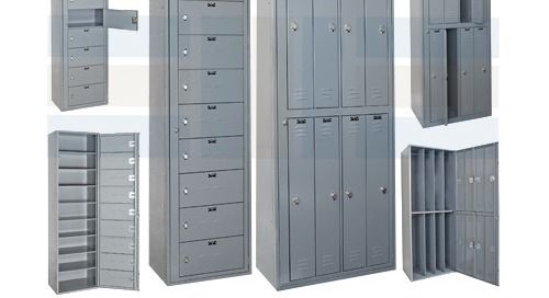 Uniform Exchange & Garment Dispensing Lockers