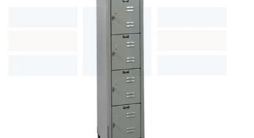 Economy Box Lockers for Small Personal Storage