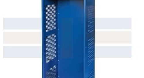 Athletic Team Gear Lockers with Storage Security Box Compartment
