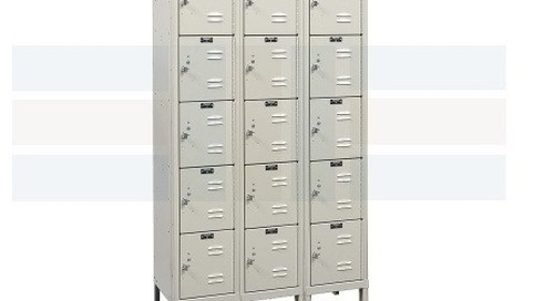 Rust Resistant Lockers for Wet & Humid Environments