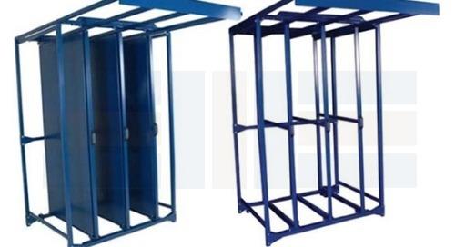 Pegboard Sliding Tool Display Panel Storage Racks