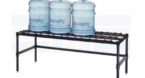 Wire Dunnage Platform Racks for Restaurants & Warehouses