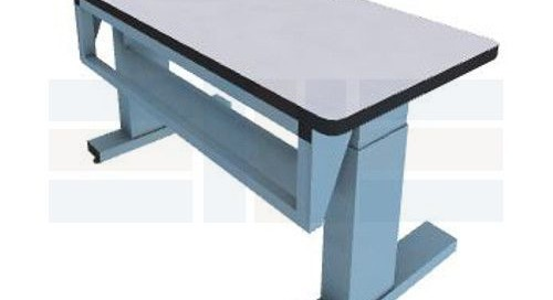 Motorized Height Adjustable Technical Workbench Tables