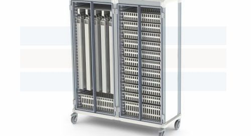 Medical Catheter Carts | Hospital Lab Supply Storage Cabinets