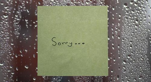 How To Achieve Entrepreneurial Forgiveness