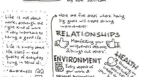 How Big Goals Transform Your Life