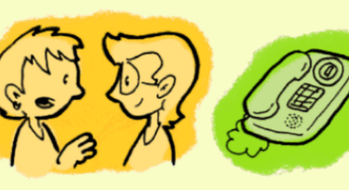 Cartoon: 4 Questions To Improve Your Communication With Anyone